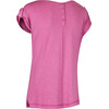 Regatta Nolana - T-shirt manches courtes Femme - rose